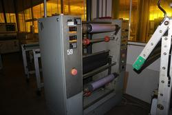 Cedal Equipment Manual Laminator  - Lot 160 (Auction 2434)
