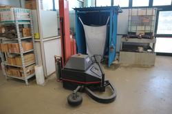 Robopac Robot 2001 overwrapper machine  - Lot 181 (Auction 2434)
