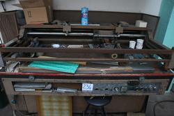 Serigraph machine - Lot 234 (Auction 2434)