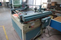 Cugher Serigraph machine - Lot 235 (Auction 2434)