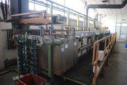 Tecnoimpianti Nickel silver silver electrolytic line - Lot 251 (Auction 2434)