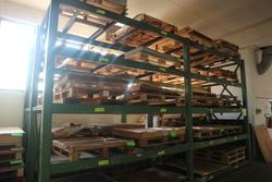 Light and heavy shelving - Lot 27 (Auction 2434)