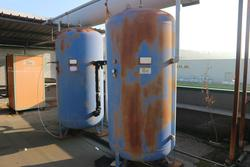 Cordivari Tanks for compressed air  - Lot 279 (Auction 2434)
