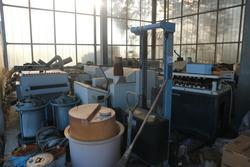 Gruppo frigorifero per linea di incisione ammoniacale - Lotto 301 (Asta 2434)