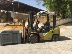 Lifter Flx30 lifter truck - Lot 10 (Auction 2435)