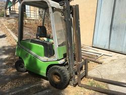 Cesab lift truck - Lot 11 (Auction 2435)