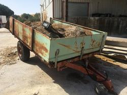 Ferruzza trailer - Lot 16 (Auction 2435)