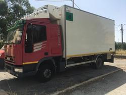 Autocarro IVECO Tector 100E18 con Cassone Isotermico - Lotto 3 (Asta 2435)