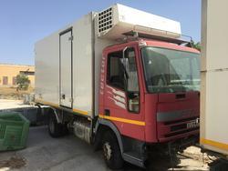 Autocarro IVECO 65E14 con cassone isotermico - Lotto 7 (Asta 2435)