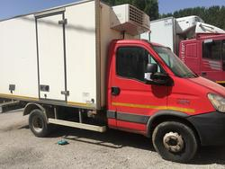 Iveco 65C760 van with isothermal loading area - Lot 8 (Auction 2435)