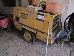 Atlas Copco X6S60 Motocompressor - Lot 1 (Auction 2436)