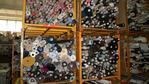 Immagine 47 - Stock di tessuti di fibra nobile seta e misto seta - Lotto 1 (Asta 2438)