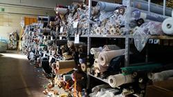 Fabrics stock of noble fiber silk and mixed silk - Lot 1 (Auction 2438)
