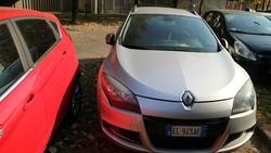 Renault Megane - Lot 1 (Auction 2439)