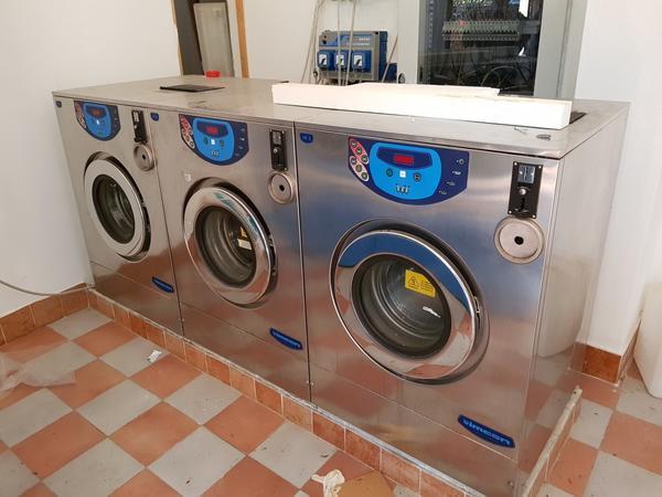 Lot imesa industrial washing machine for Amazon lavatrici