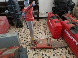 Hilti core drilling machines - Lot 16 (Auction 2440)