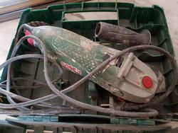 Bosh grinder and Wurth drill - Lot 21 (Auction 2440)