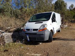 Furgone Renault Trafic - Lotto 6 (Asta 2440)