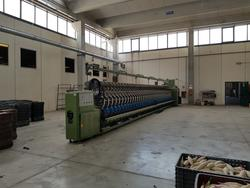 Steiger knitting machines and Bigagli Robospin spinning machines - Lot  (Auction 2442)