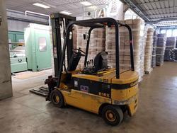 Daewoo forklift truck - Lot 40 (Auction 2442)