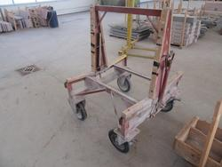 Trolley for carrying plates - Lot 15 (Auction 2445)