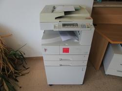 Nashuatec copy machine - Lot 19 (Auction 24450)