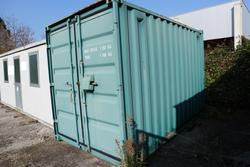 Monoblocco e container - Lotto 79 (Asta 2446)