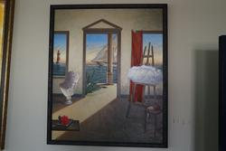Painting with frame of Antonio Nunziante - Lot 101 (Auction 24460)