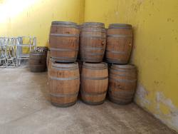 Wine barrels - Lot 105 (Auction 2447)