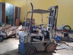 OM Forklift - Lot 123 (Auction 2447)