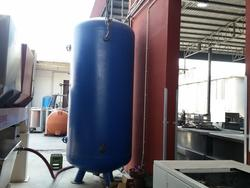 Fini compressor and compressed air tank - Lot 7 (Auction 2447)