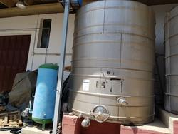 Stainless steel tanks - Lot 83 (Auction 2447)