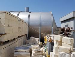 Stainless steel tanks - Lot 85 (Auction 2447)