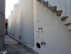 Metal tanks and fiberglass silos - Lot 92 (Auction 2447)