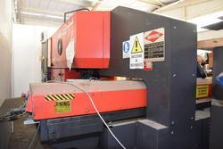Amada Pega Punching Machine and Castolin Total Arc2 3000 Inverter - Lot  (Auction 2449)