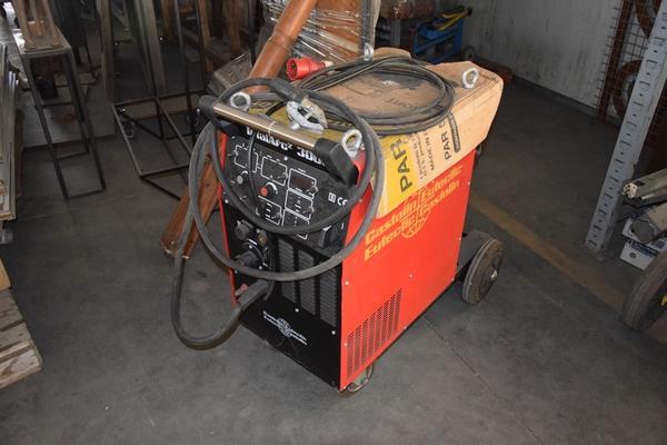 2#2449 Generatore per saldatura Castolin Total Arc2 3000