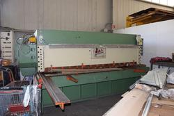 Siarco Suction System Colgar Press Brake and Imal Guillotine Shear - Lot  (Auction 2450)