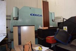 Colgar Hydraulic Press Brake - Lot 2 (Auction 2450)
