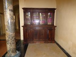 Cabinet with antique books - Lot 3 (Auction 2451)