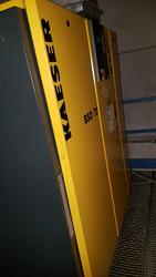 Kaesar BSD 72 8 screw compressor - Lot 64 (Auction 2457)