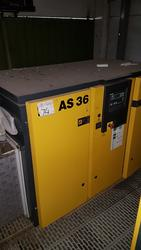 Kaeser AS 36 compressor - Lot 74 (Auction 2457)