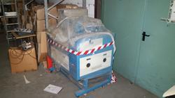 Macchina per incisione laser Gravier e pressa per incollare SEFA - Asta 2459