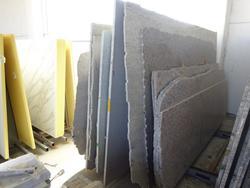 Stock di lastre in pietra di varie dimensioni - Lotto 1665 (Asta 2461)