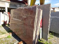 Lastre granito rosso - Lotto 1718 (Asta 2461)