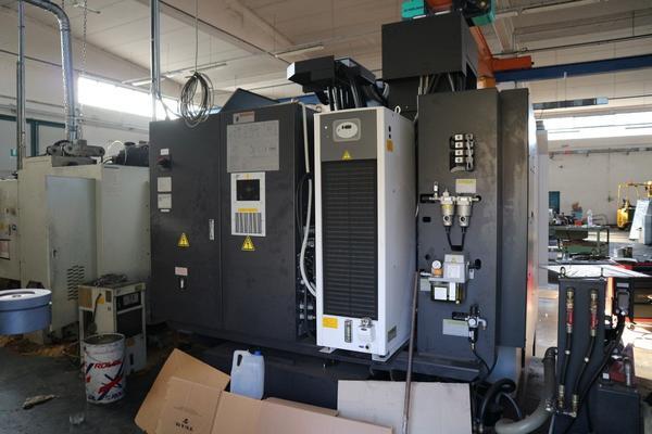 1#2463 Centro di lavoro Okuma M560R-V