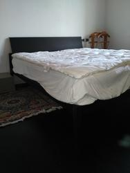Lema double bed - Lot 17 (Auction 2501)