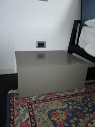 Lema bedside table - Lot 19 (Auction 2501)