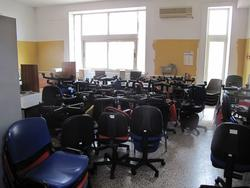 Stock di arredi ed attrezzature da ufficio - Lotto 4 (Asta 2503)