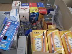 Stock di arredi ed attrezzature da ufficio oltre materiale da cancelleria - Lotto 7 (Asta 2503)
