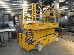 Promotec Thermal break profile assembly units and Haulotte moveable bridge - Lot  (Auction 2504)